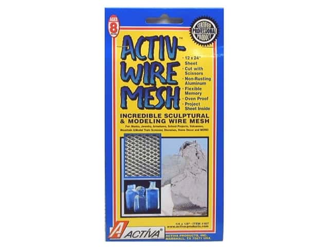 Activa Active-Wire 1/4 x 1/8 in. Mesh 12 x 24 in.
