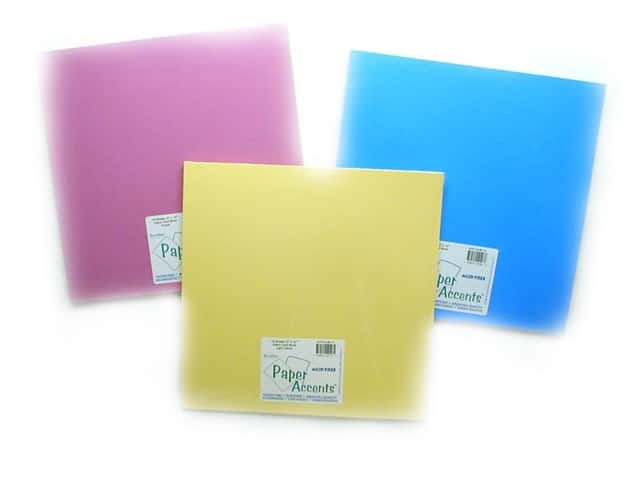 Paper Accents 12 x 12 in. Cardstock