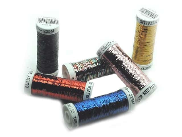 Sulky Silver Metallic Thread 250 yd.