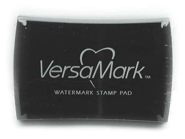 Tsukineko VersaMark Watermark Ink Pad Large Clear