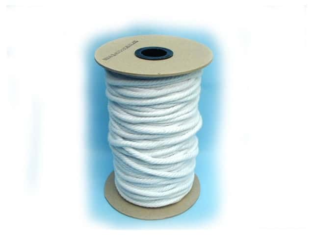 Conso Cable Cord Size 175 - 1/4 in. x 72 yd. White (72 yards)