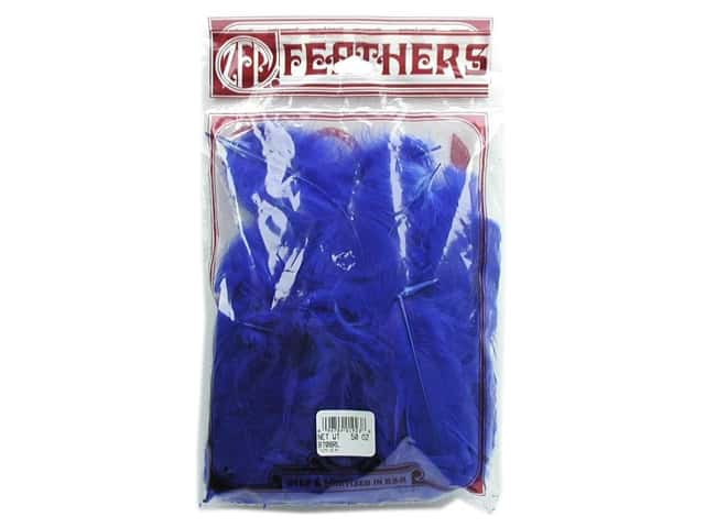 Zucker Feather Turkey Flats 0.5oz Royal