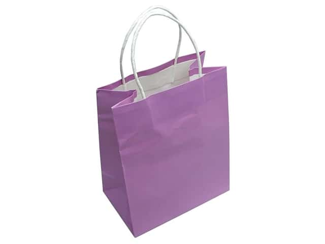 Medium Gift Bag by Cindus Clay Coat Lavender