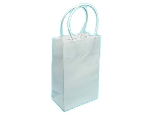 Small Gift Bag by Cindus Clay Coat White