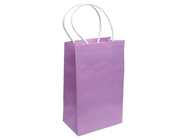 Small Gift Bag by Cindus Clay Coat Lavender