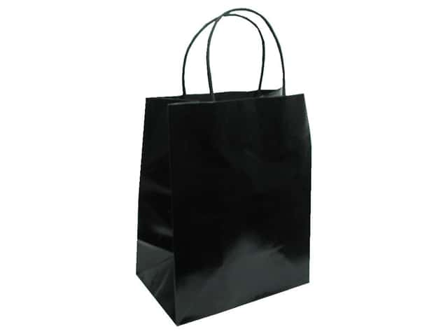 Medium Gift Bag by Cindus Clay Coat Black
