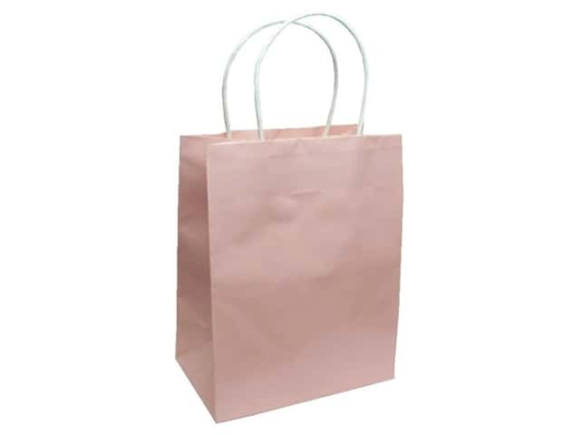 Medium Gift Bag by Cindus Clay Coat Princess Pink