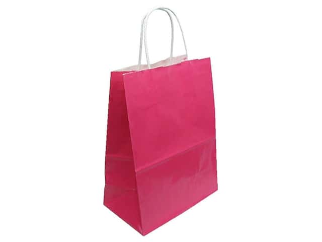Medium Gift Bag by Cindus Clay Coat Bombay Pink