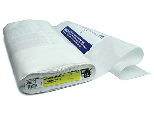 Pellon Wonder-Under Fusible Web 17 in. x 35 yd. White
