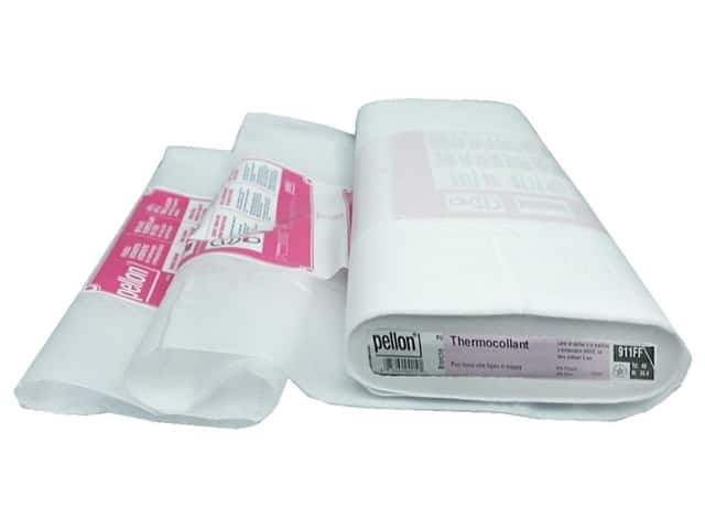 Pellon Fusible Featherweight Interfacing 20 in. White