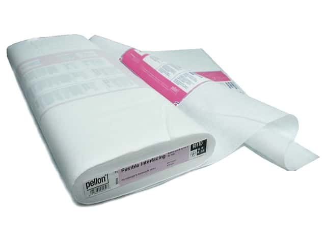Pellon Fusible Midweight Interfacing 20 in. x 25 yd. White