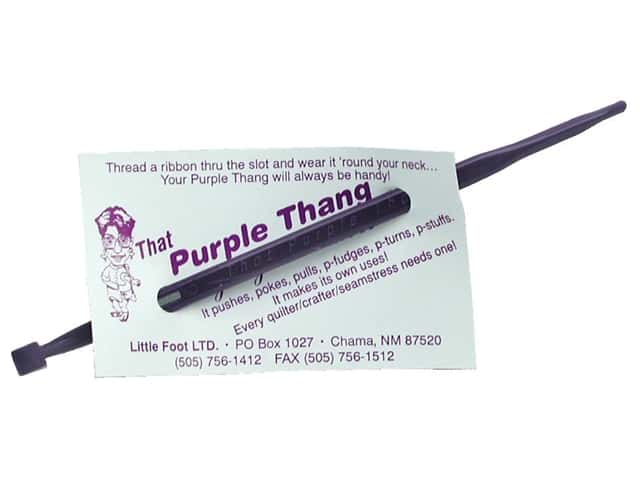 Big Foot Tool That Purple Thang