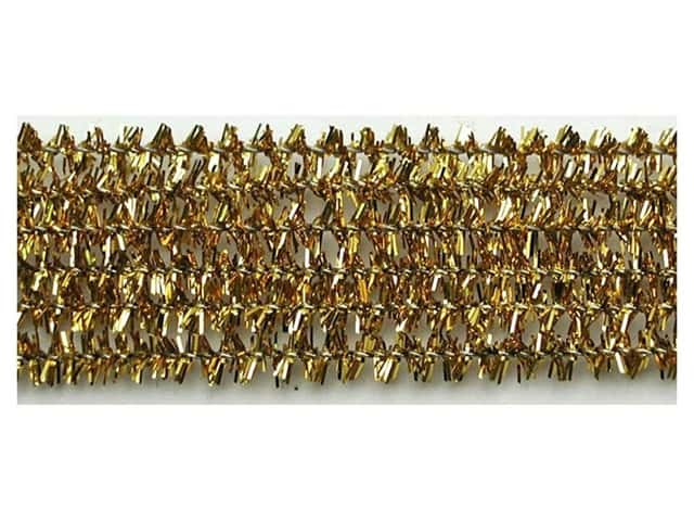 PA Essentials Glitter Stems 12 in. x 6 mm 25 pc. Gold