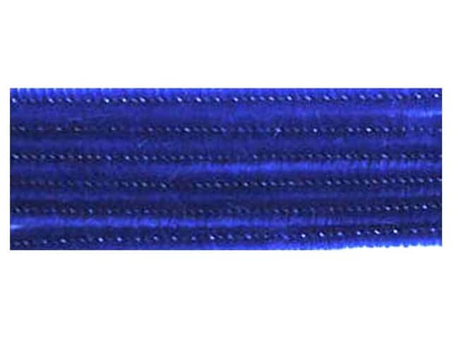 Chenille Stems by Accents Design 6 mm x 12 in. Royal Blue 25 pc. (3 packages)