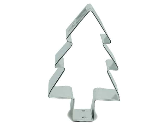 Fox Run Cookie Cutter 3 in. Tree