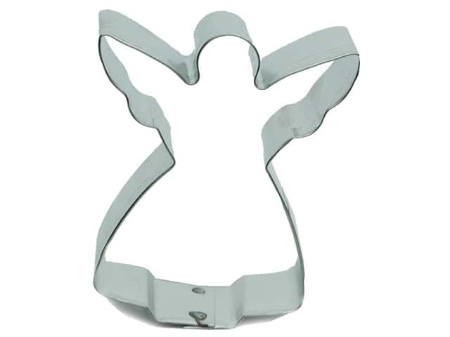 Fox Run Cookie Cutter 3 in. Angel