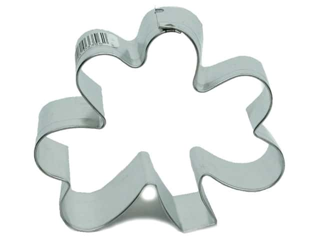 Fox Run Cookie Cutter 3 in. Shamrock