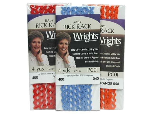 Wrights Baby Rick Rack