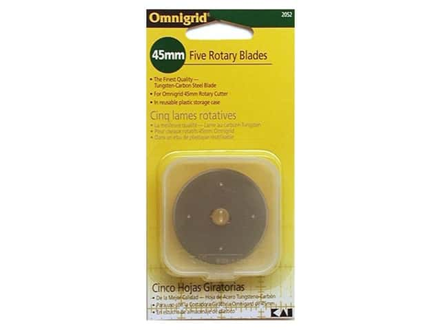 Omnigrid Rotary Blade 45mm Value Pack 5 pc