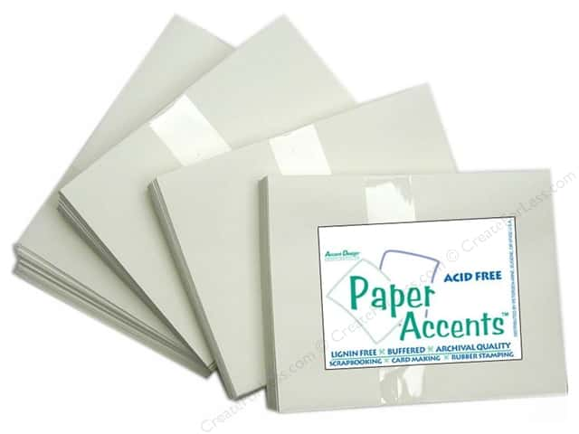4 1/4 x 5 1/2 in. Envelopes by Paper Accents 100 pc. #119 Cream