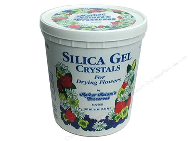Mother Nature's Preserves Silica Gel Crystal 5 lb