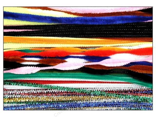 Chenille Stems by Accents Design 250 pc. Super Pack Multi