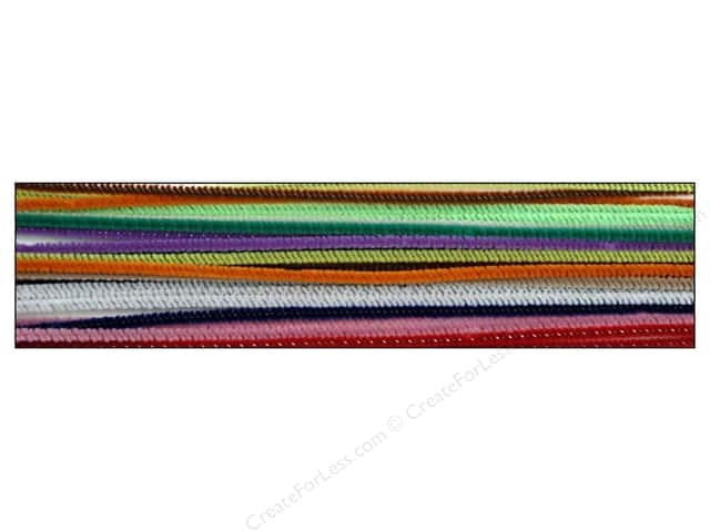 Chenille Stems by Accents Design 3 mm x 12 in. Multi 25 pc. (3 packages)