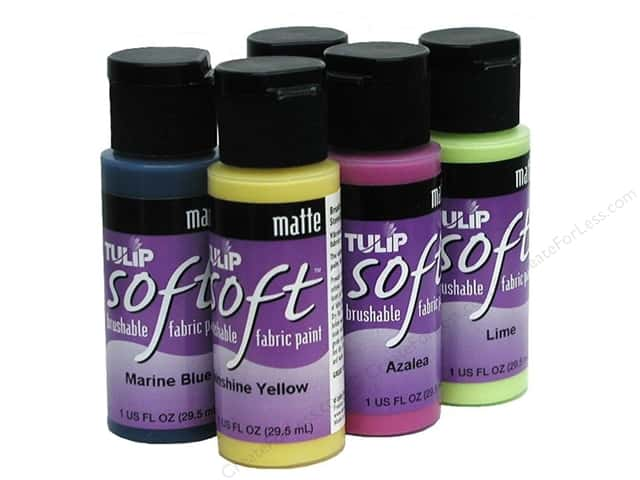 Tulip Soft Fabric Paint