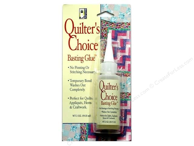 Beacon Quilter's Choice Basting Glue 2 oz.
