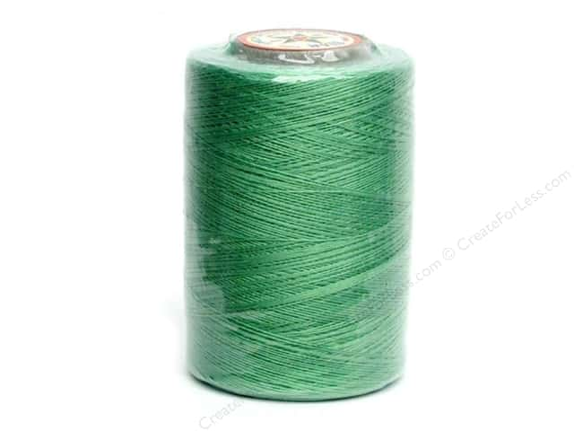 Coats Cotton Machine Quilting Thread 1200 yd. #287A Bright Green