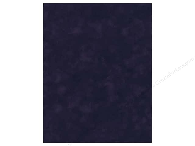 SEI Velvet Paper 8 1/2 x 11 in. Navy (12 sheets)