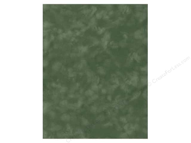 SEI Velvet Paper 8 1/2 x 11 in. Cypress (12 sheets)