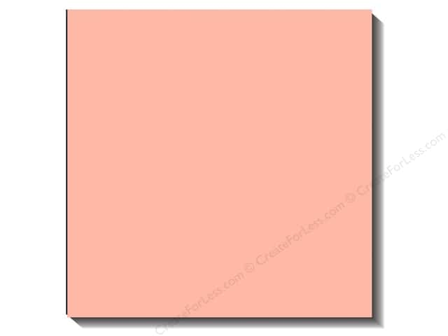 Bazzill 12 x 12 in. Cardstock Canvas Blossom (25 sheets)
