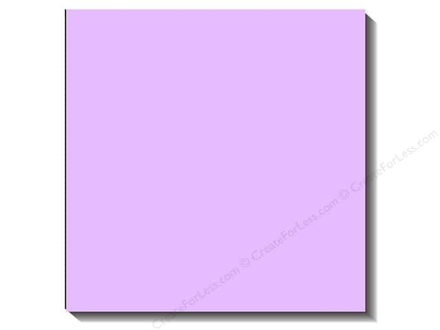 Bazzill 12 x 12 in. Cardstock Canvas Wisteria (25 sheets)