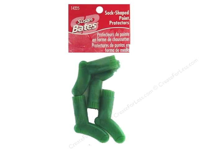 Susan Bates Point Protector 4 pc. Sock-Shaped