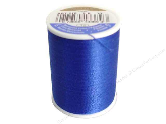 Coats & Clark All Purpose Thread 300 yd. #10 Monaco Blue