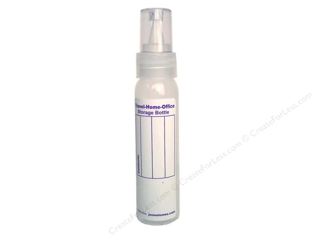Jones Tones Empty Bottle with Cap 2 oz