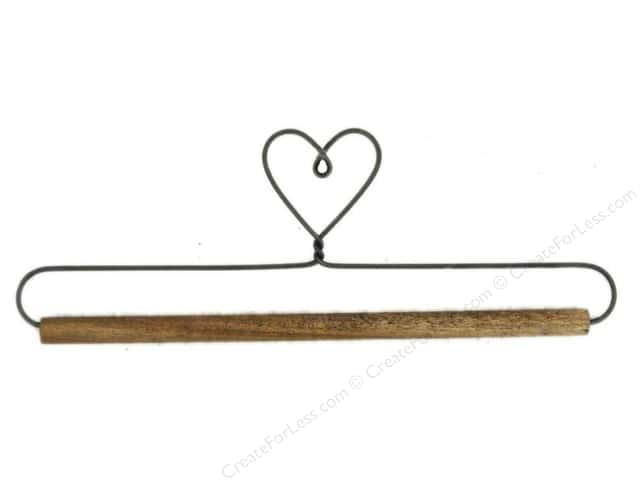 Ackfeld Craft Holders 12 in. Heart
