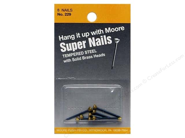 Moore Super Nails 8 pc
