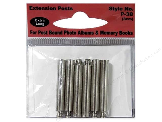 Pioneer Extender Post Extra Long 6pc