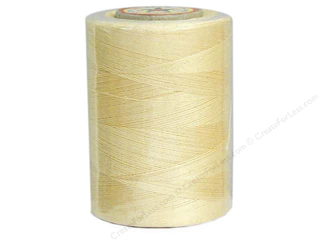 Coats Cotton Machine Quilting Thread 1200 yd. #15A Pongee