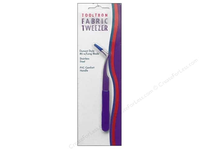 Tool Tron Tools Fabric Tweezer 5""