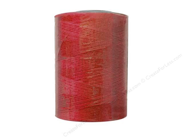 Coats Cotton Machine Quilting Thread 1200 yd. #128A Atom Red
