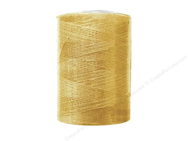Coats Cotton Machine Quilting Thread 1200 yd. #157A Yellow
