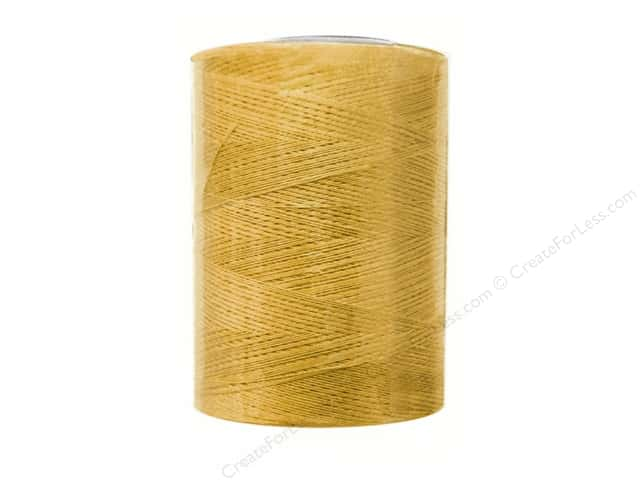 Coats Cotton Machine Quilting Thread 1200 yd. #182 Spark Gold
