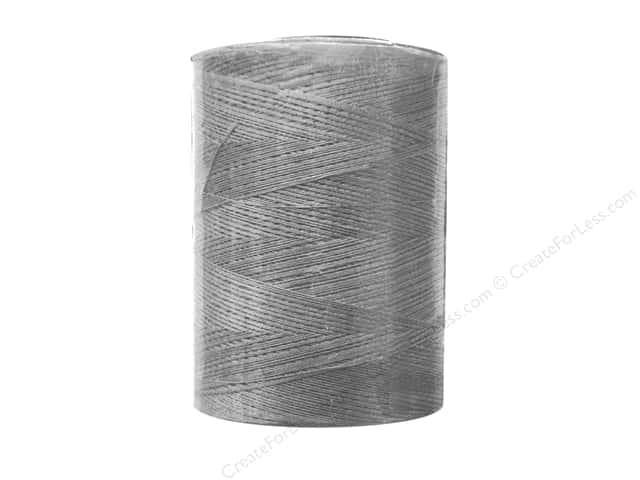 Coats Cotton Machine Quilting Thread 1200 yd. #23A Nugrey