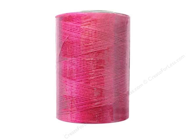Coats Cotton Machine Quilting Thread 1200 yd. #320A Hot Pink