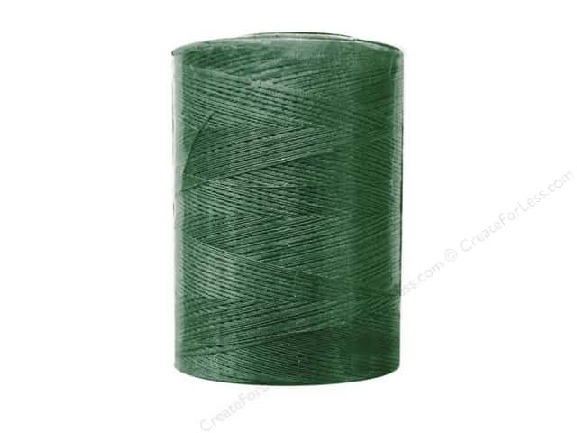Coats Cotton Machine Quilting Thread 1200 yd. #61A Forest Green