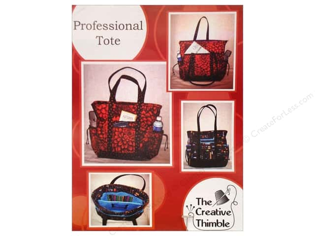 Creative Thimble Professional Tote Pattern