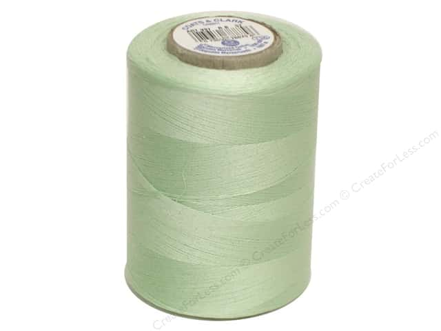 Coats Cotton Machine Quilting Thread 1200 yd. #57 Nile Green